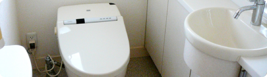 おトイレのリフォーム