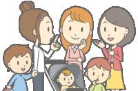 「ママクラブ」とは富士市のママを応援するコミュニティーです!